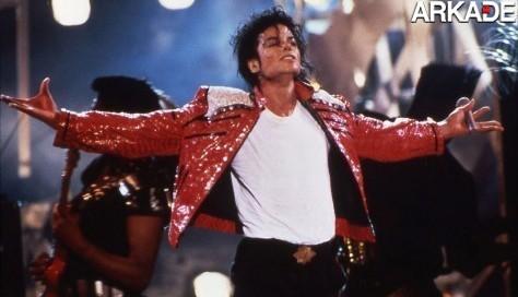 Personagens de games fazendo cover de Michael Jackson