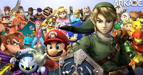 Quais são os 20 games mais jogados do Nintendo Wii?
