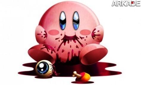 Fatalities 8-bits: versões violentas de Mario, Kirby & cia.