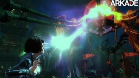 Veja um novo vídeo de gameplay de BioShock Infinite