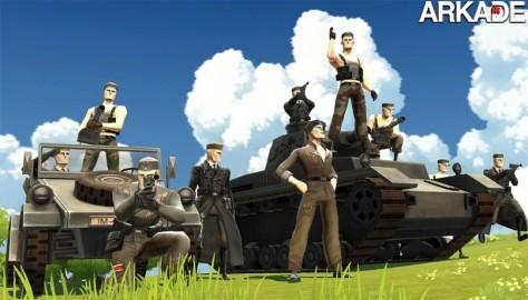 EA lança equipamentos de Medal of Honor em Battlefield Heroes