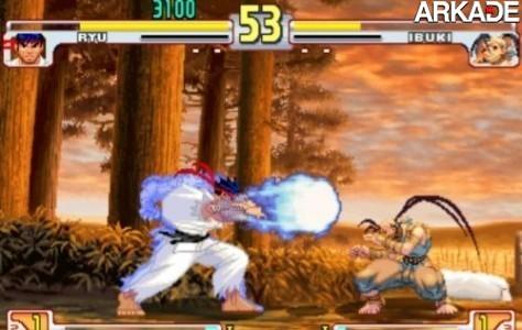 Como seria Street Fighter 3 com gráficos em 3D?
