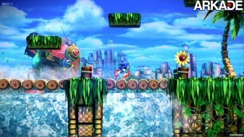 Fãs de Sonic criam game do ouriço em HD que é melhor que Sonic 4