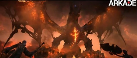Veja a abertura cinemática de World of Warcraft: Cataclysm