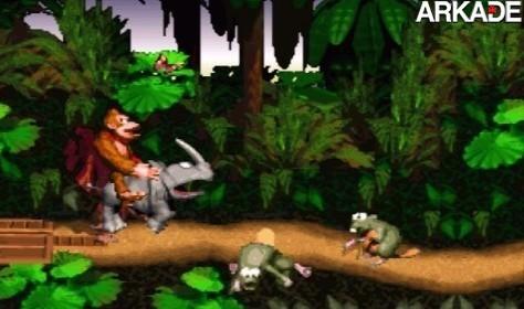 Jogos Clássicos: relembre Donkey Kong Country, do SNES