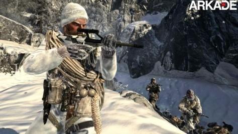 Conheça o Gun Game e outros modos de jogo do novo Call of Duty