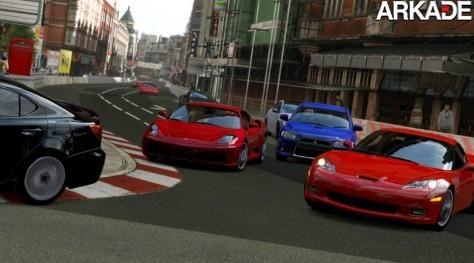 Gran Turismo 5 é o principal lançamento da semana; veja outros