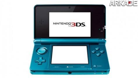 Nintendo 3DS - Veja como funciona o novo portátil da Nintendo