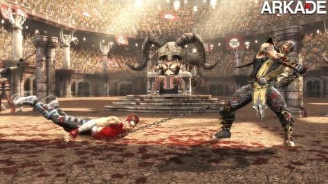 Mortal Kombat (PS3, X360) Preview: Fatality em alta definição