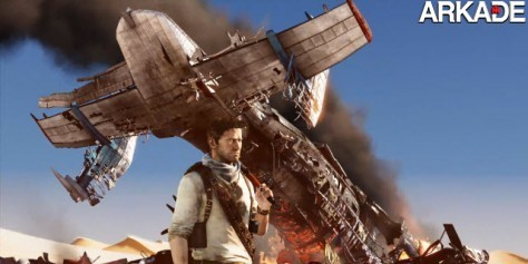 Uncharted 3: Drake's Deception ganha trailer e data oficial