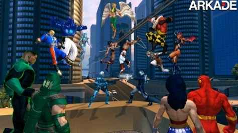 DC Universe Online é o grande destaque da semana; confira