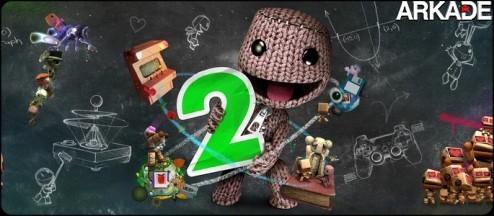 LittleBigPlanet 2 (PS3) Review: Criatividade e diversão em excesso
