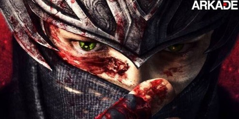 Ninja Gaiden III ganha um sangrento teaser trailer; confira!