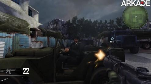 Duty Calls: Bulletstorm parodia Call of Duty com jogo gratuito