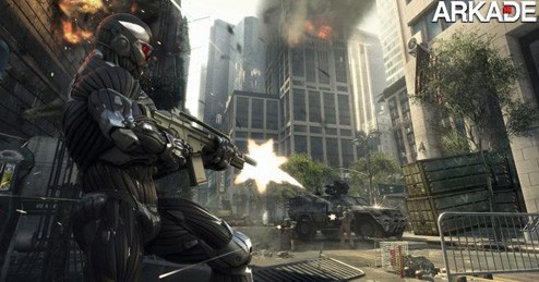 Crysis 2 recebe novo trailer e demo para PC