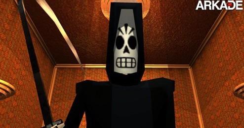 Clássicos: Grim Fandango (PC) - Terror e comédia na medida certa