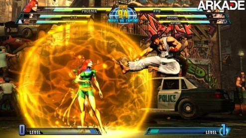 Marvel vs Capcom 3 - Combos, mais combos e o infinito de Akuma