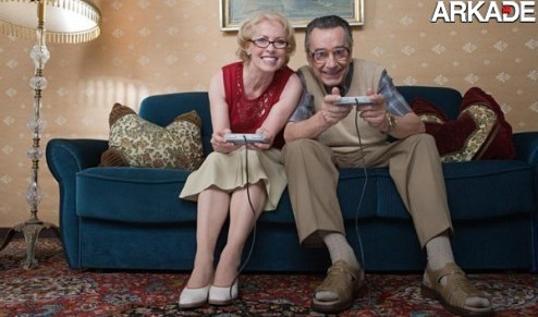 Estatísticas sobre o perfil de gamers diz que estamos envelhecendo