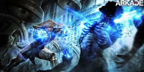 Trailer do novo Mortal Kombat conta a história de Raiden
