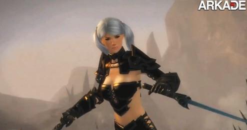 Novo trailer de Guild Wars 2 mostra as habilidades do thief