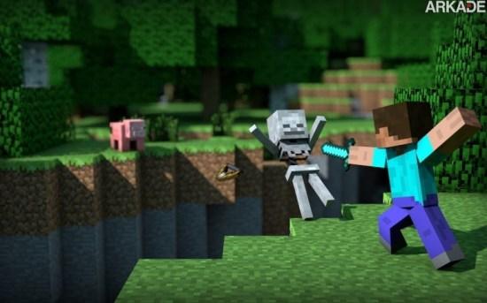 Ainda não jogou Minecraft? Jogue-o de graça por 90 minutos
