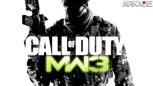 Modern Warfare 3: vazam detalhes sobre o novo Call of Duty