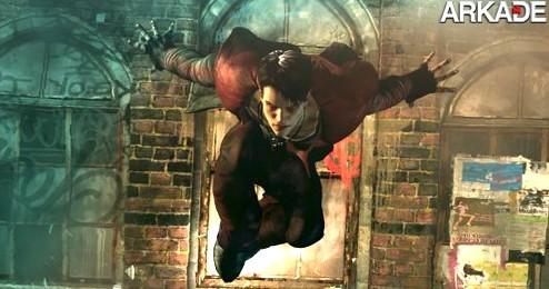 DMC: o novo Devil May Cry recebe vídeo de gameplay do Dante emo