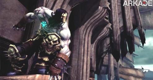 Darksiders 2: veja o gameplay de Death, o Cavaleiro da Morte