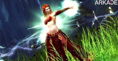 Guild Wars 2: vem aí o MMO que se adequará ao seu estilo de jogo