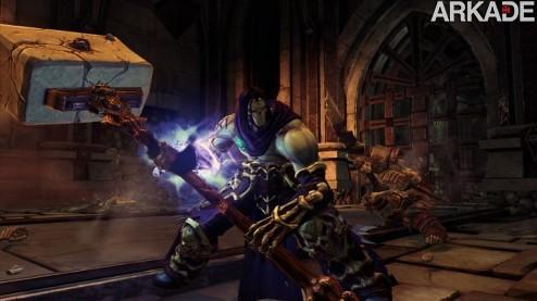 Darksiders 2: novo trailer mostra história e gameplay de Death