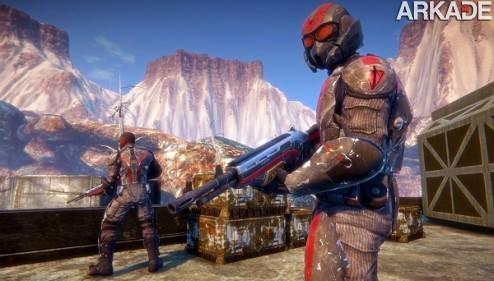 PlanetSide 2: um MMOFPS que promete batalhas de até uma semana!