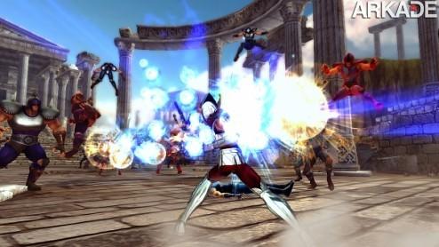 Cavaleiros do Zodíaco: confira o gameplay de Seiya, Shiryu e Cisne