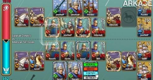 CivWorld: uma versão social do clássico game de estratégia