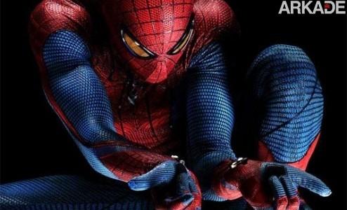 Homem-Aranha: Confira o primeiro trailer do novo filme do herói