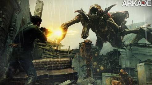 Resistance 3: salve o mundo no Playstation 3 e também pelo Facebook