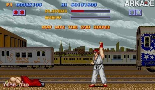 Street Fighter completa 29 anos! Relembre o primeiro game da série!