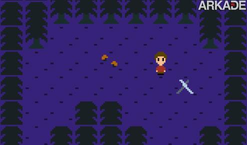 Hero's Adventure: prove a essência dos RPGs em apenas 3 minutos