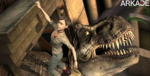 Jurassic Park: clássico do cinema vai voltar ao mundo dos games