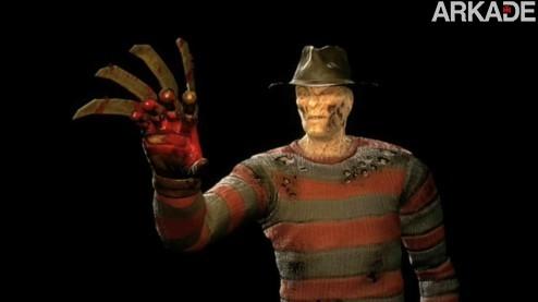 Mortal Kombat: veja a história e os fatalities de Freddy Krueger