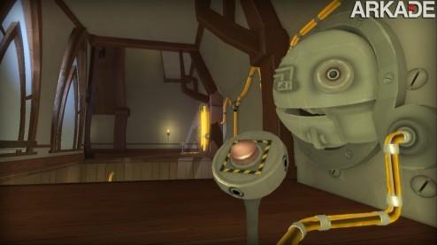 Quantum Conundrum: conheça o novo game da criadora de Portal