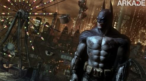 Batman: Arkham City: novo trailer e um vídeo com gameplay inédito