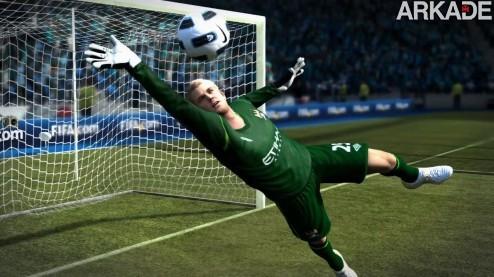 FIFA 12 Vs. PES 2012: vídeos mostram os gols mais incríveis nos dois jogos