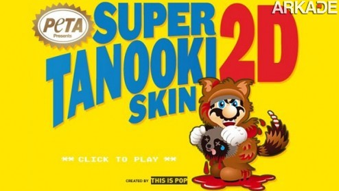 Nintendo e Super Mario se envolvem em polêmica com o PETA