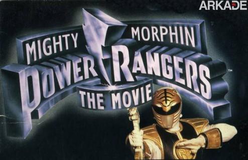 Clássico: Mighty Morphin Power Rangers: The Movie - Hora de morfar!
