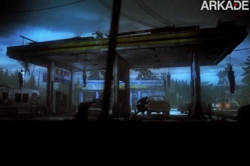 DeadLight: belo game vai misturar puzzles, terror e plataforma 2D