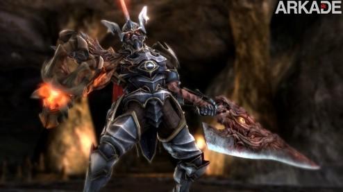 Soul Calibur V e Final Fantasy XIII-2 são os destaques da semana