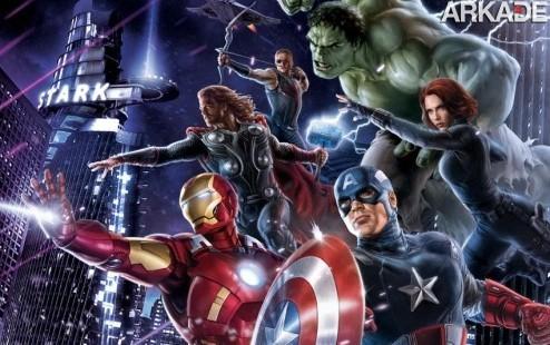 Cinema: filme dos Vingadores ganha trailer repleto de ação