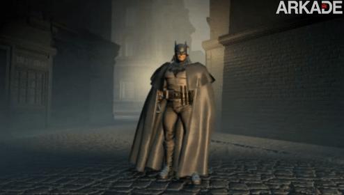 Veja o gameplay do jogo cancelado do Batman para PS3 e X360