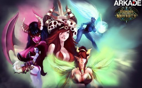 Heroes of Newerth (HoN) terá lançamento oficial no Brasil!