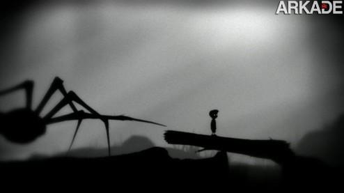 O mundo de Limbo não seria tão assustador com um pouquinho de luz